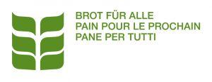 Logo Brot für alle (dreisprachig)
