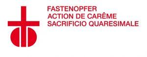 Logo Fastenopfer dreisprachig