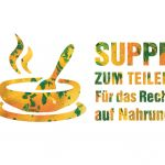 Suppentag (Icon mit Text)