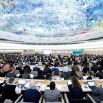 Der Uno-Menschenrechtsrat hat die Leitprinzipien für Wirtschaft und Menschenrechte im Juni 2011 einstimmig angenommen. Ihre Umsetzung ist nun Aufgabe der einzelnen Regierungen.  (c) UN Photo Jean-Marc Ferré