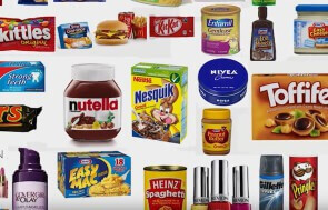 Palmölhaltige Produkte