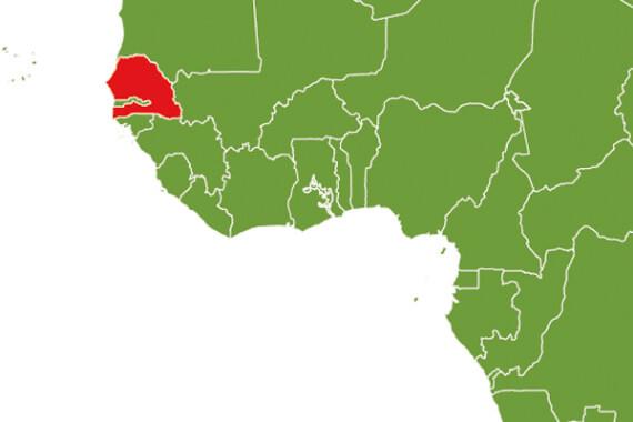 Landkarte_Senegal_cw