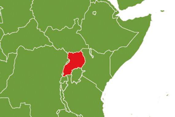 Landkarte_Uganda_cw