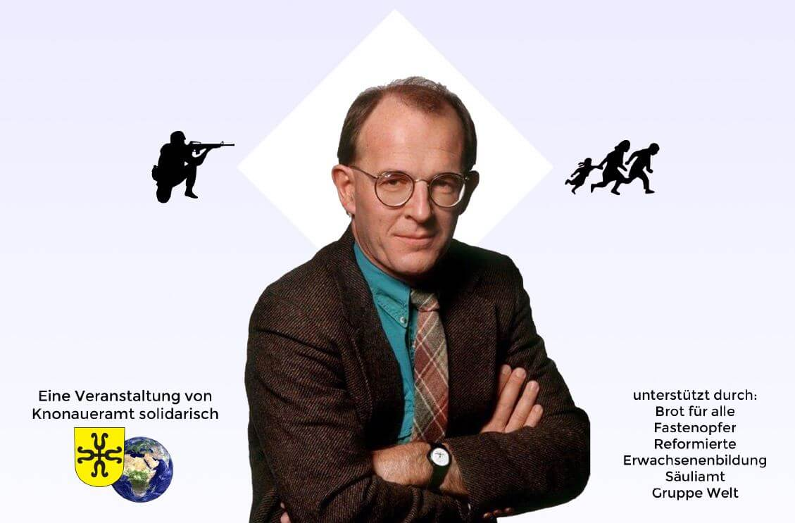 Rohstoffe - Krieg - Flucht