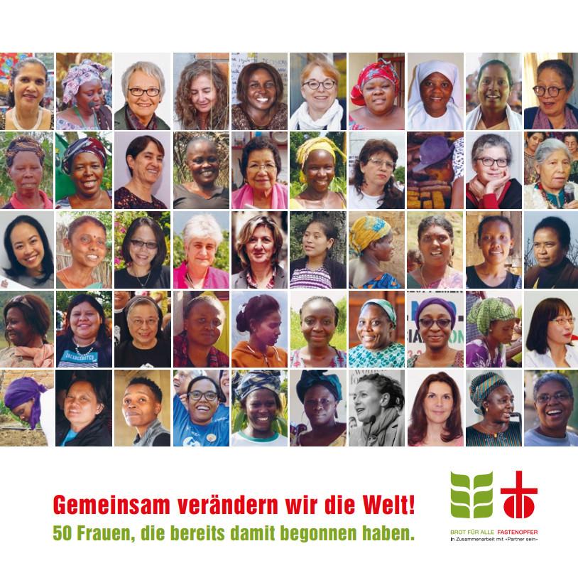 50 Frauen Sehen Und Handeln