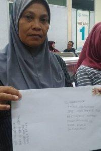 Briefaktion zum Freihandelsabkommen mit Malaysia.