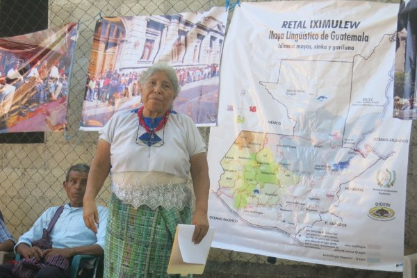 Guatemala KOMON AJQUIJAB