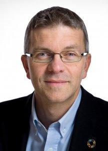Yvan Maillard Ardenti, Mitglied der Stiftungsrat von Max Havelaar, portraitiert am 13. Dezember 2018 in Zürich Bild Gaetan Bally
